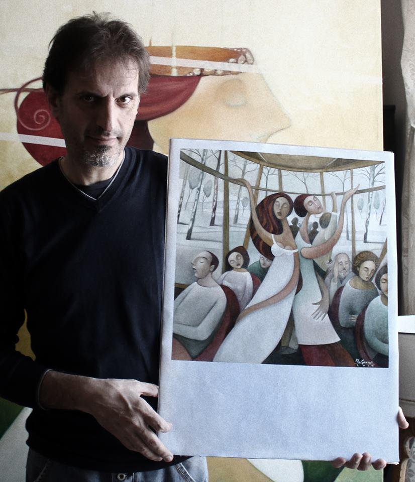Enzo de Giorgi - Copertina